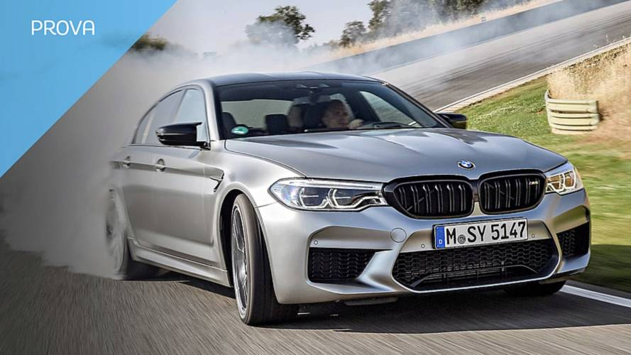 BMW M5 Competition, ancora di più