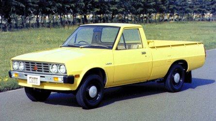 """Mitsubishi L200, il pick-up """"per definizione"""" compie 40 anni"""