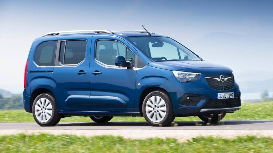 Opel Combo Life 2019, el aliado familiar perfecto