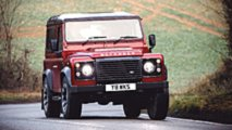Prueba Land Rover Defender Works V8