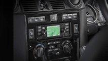 Jaguar Land Rover sistema multimedia clásico