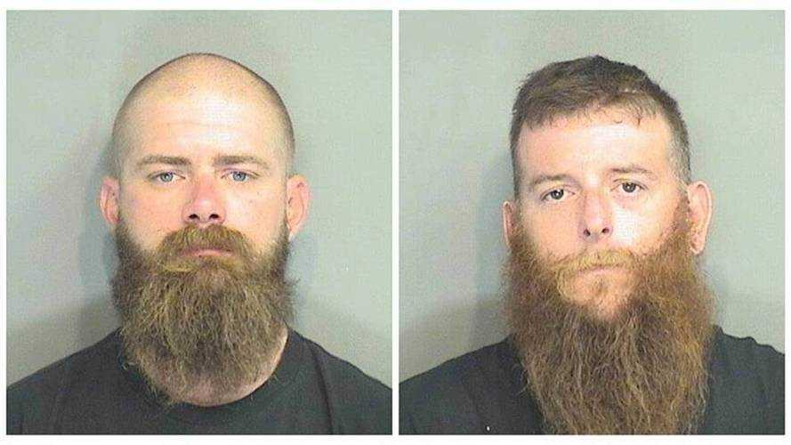 Ohio Biker Suspects