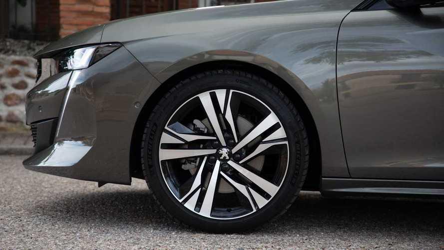 Teaser prueba Peugeot 508 2019