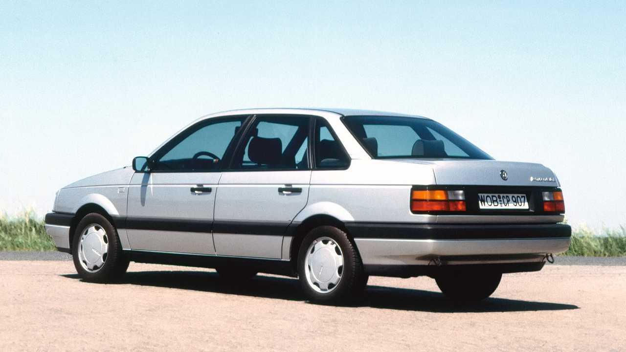 30 Jahre VW Passat B3