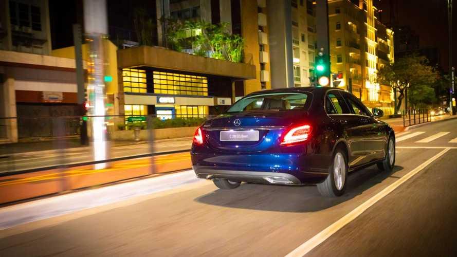 Vendas de sedãs premium em maio: Mercedes Classe C volta ao topo
