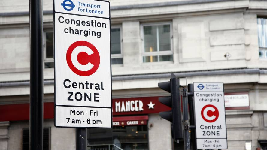 Mayor of London could face legal challenge over Congestion Charge hike