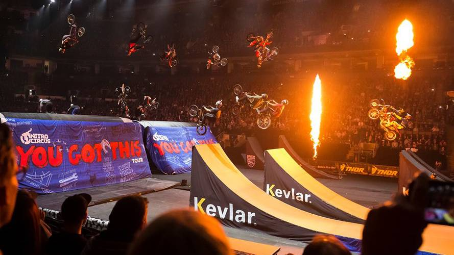 Travis Pastrana is Looking For a Few Good Stunters