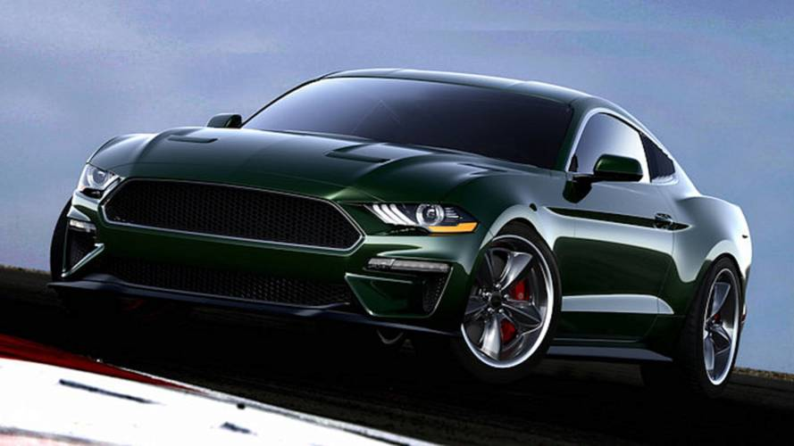 Steeda's 775 bhp Steve McQueen edition Bullitt Mustang has more bite