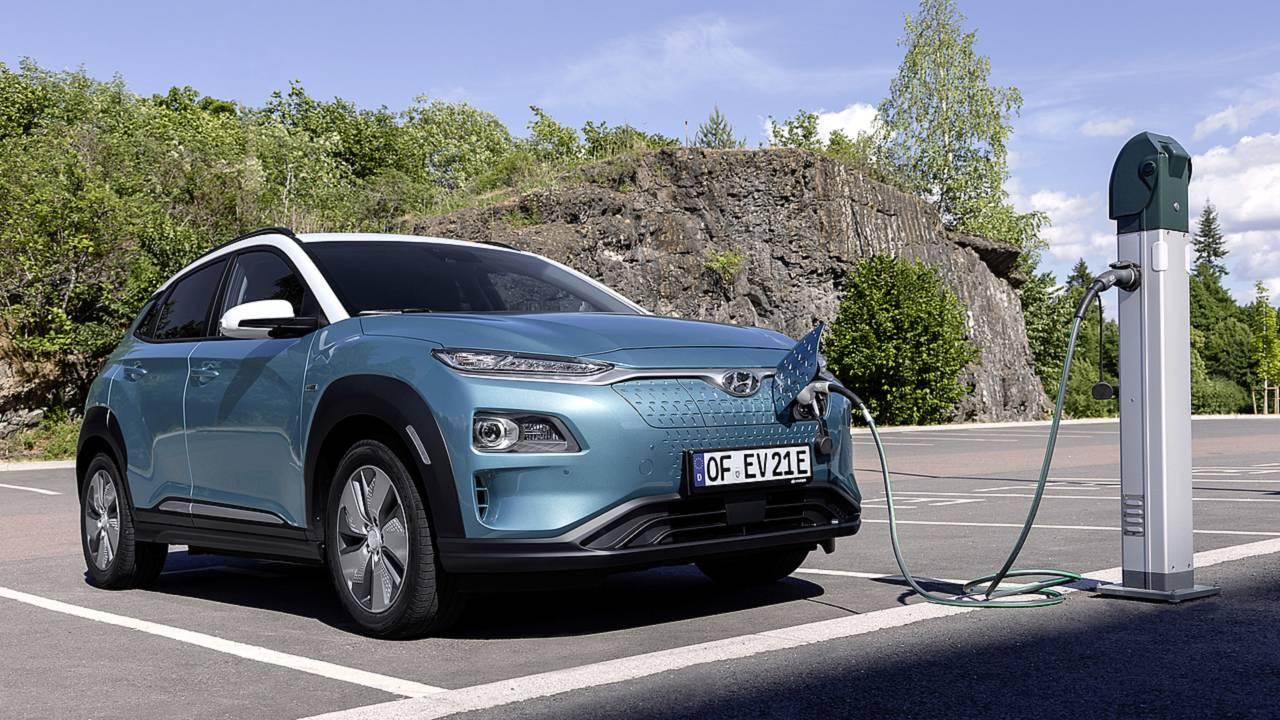 Hyundai Kona Electric Test