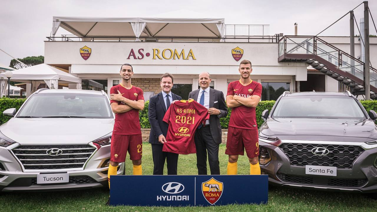 Hyundai per Roma