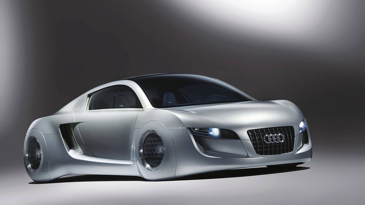 Audi RSQ From I, Robot