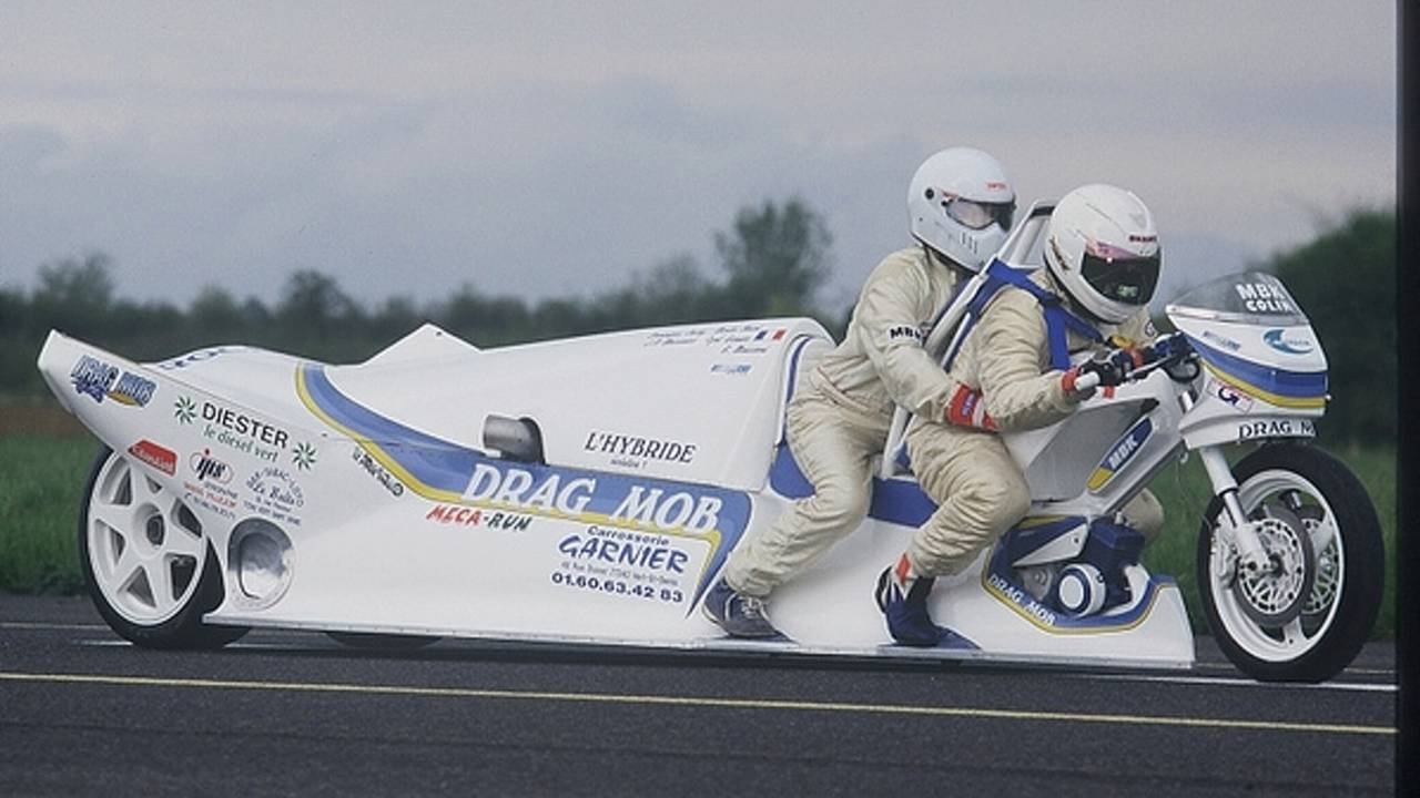 The 230mph jet-powered moped