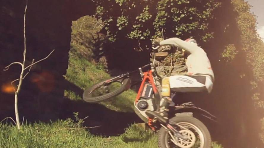 Video: Why electric trials bikes are awesome