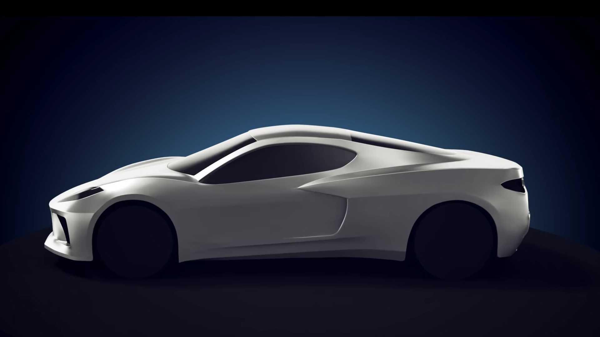 mid-engined-chevrolet-corvette-3d-rendering