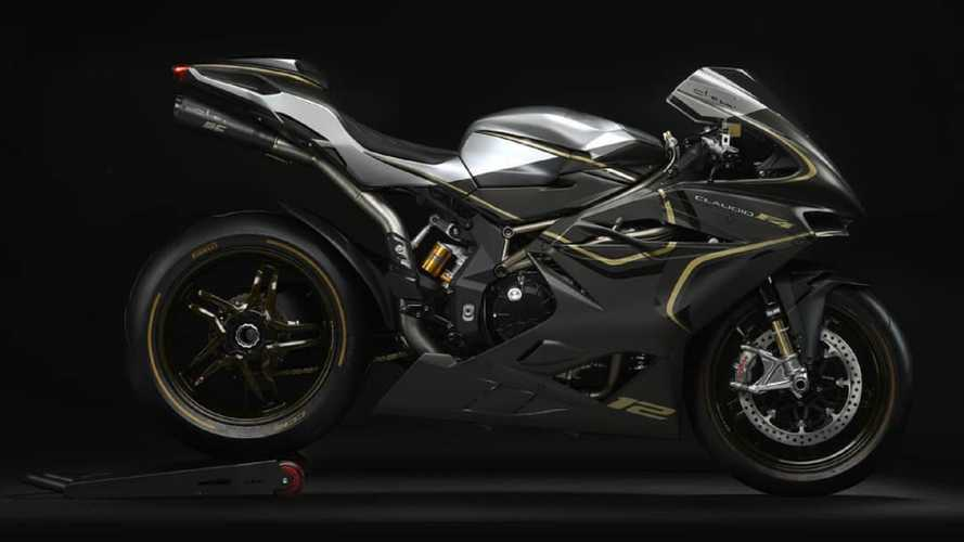 MV Agusta Introduces the F4 Claudio Castiglioni Edition