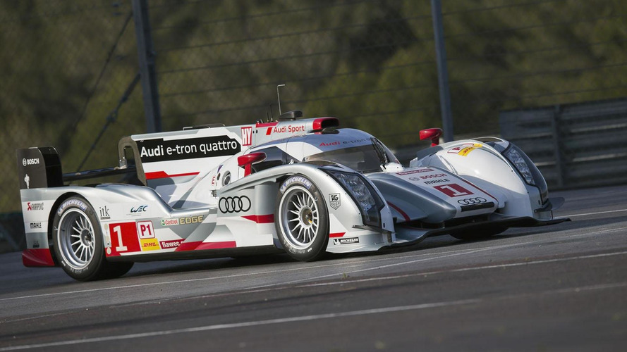 Audi R18 e-tron quattro long tail introduced
