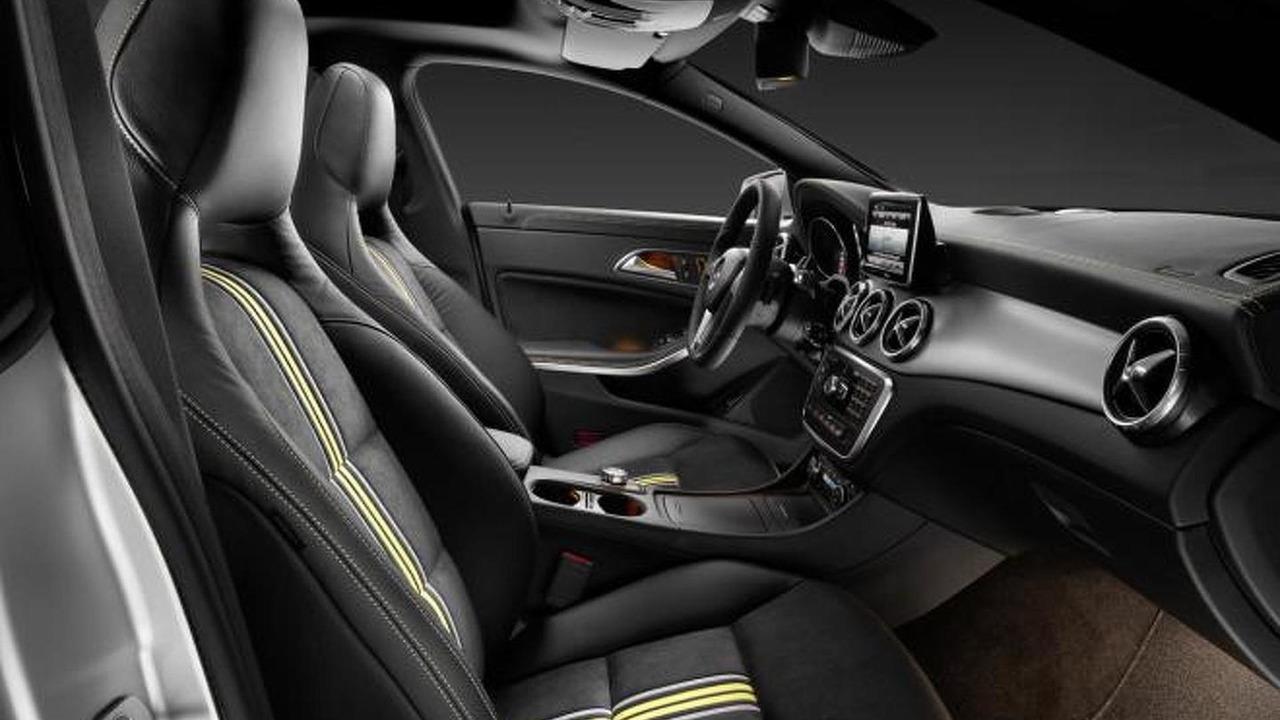 2014 Mercedes CLA 13.1.2013