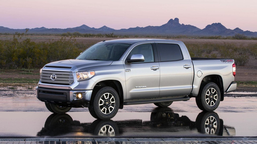 2016 Toyota Tundra Diesel >> Toyota Tundra Diesel News And Reviews Motor1 Com