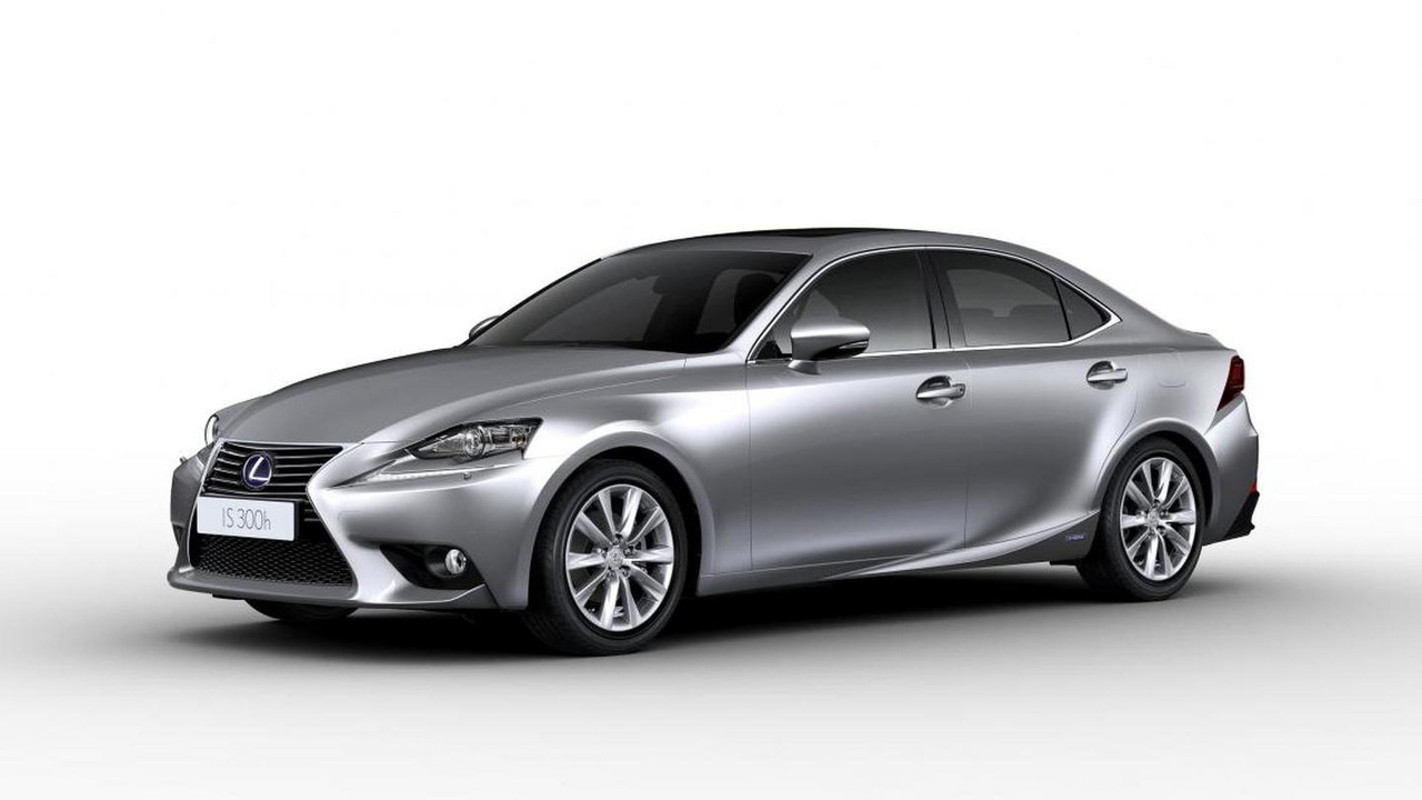 2014 Lexus IS