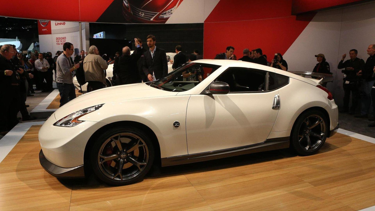 2014 Nissan 370Z Nismo live in Chicago 07.02.2013
