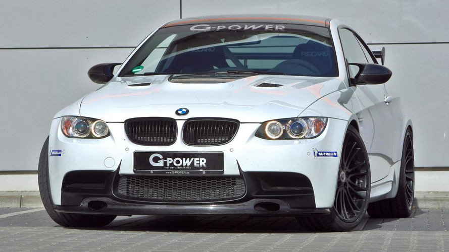 G-Power details BMW M3 RS aero package
