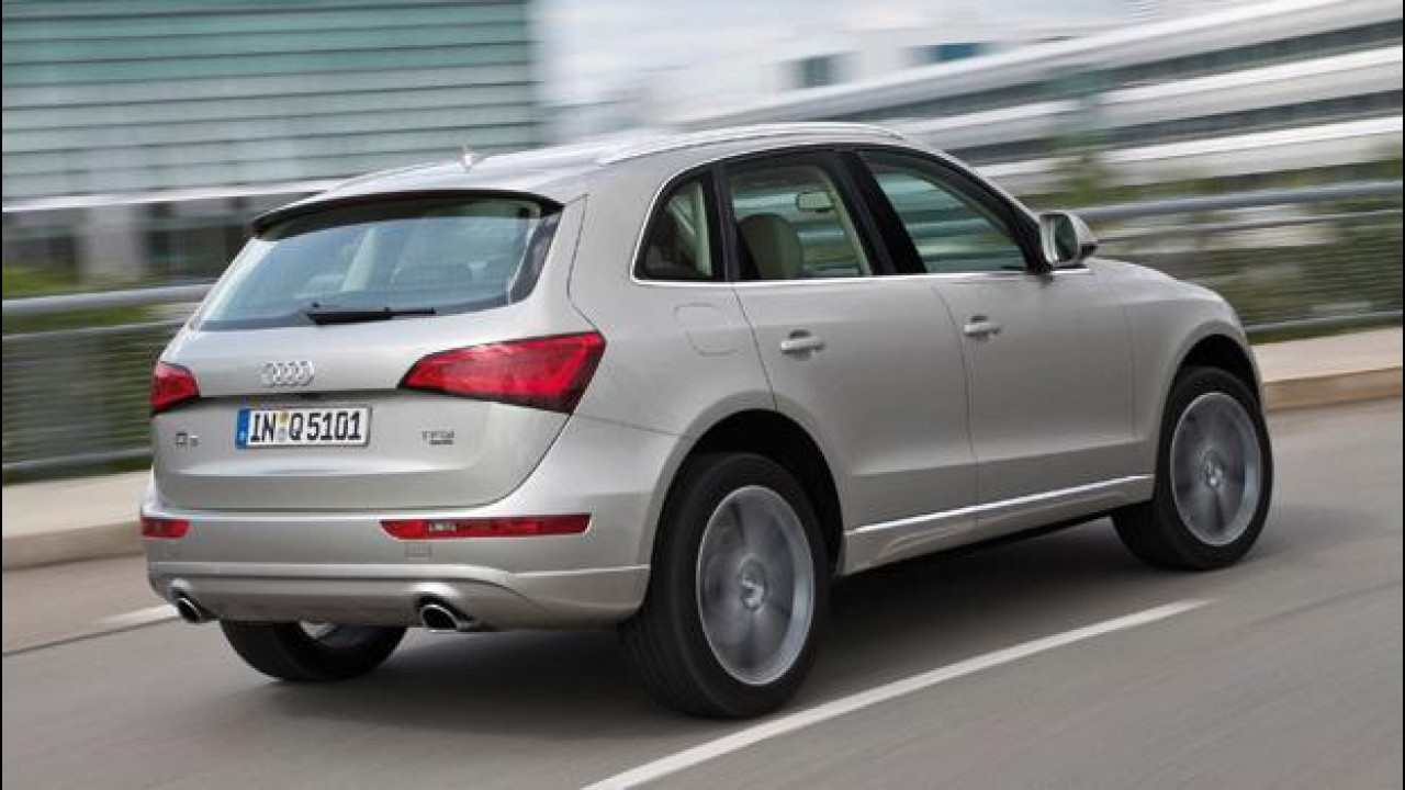 [Copertina] - Audi: nuovi motori per Q5 e A4 allroad quattro