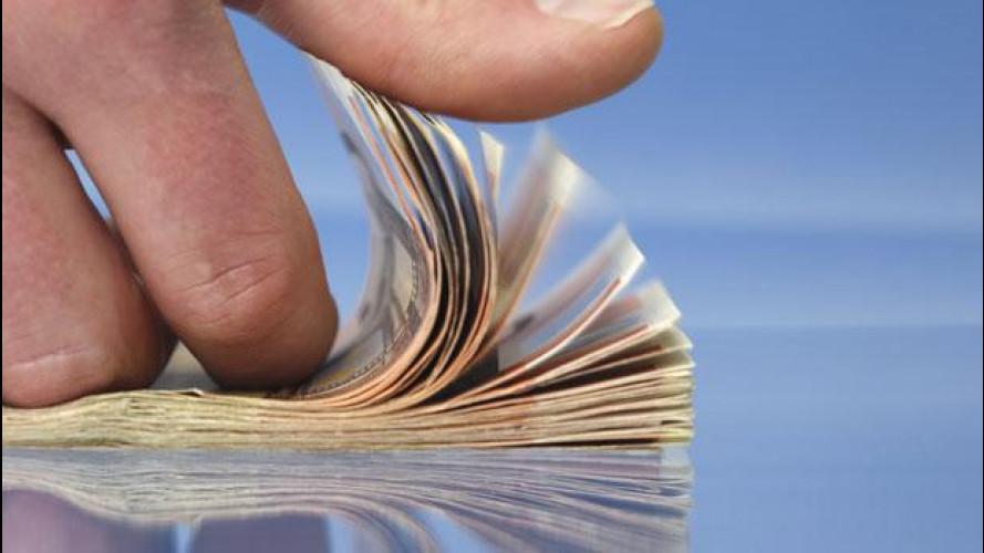 Mantenere un'auto di media cilindrata costa oggi 4.628 euro