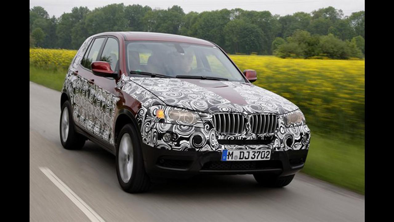 Nuova BMW X3. Anteprima