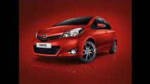 Nuova Toyota Yaris - Le foto dal web