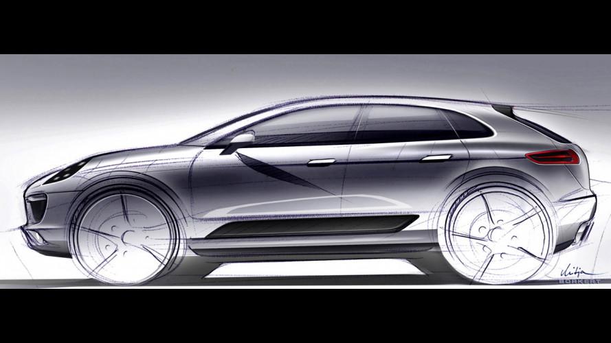 Porsche Macan, debutto al Salone di Los Angeles?