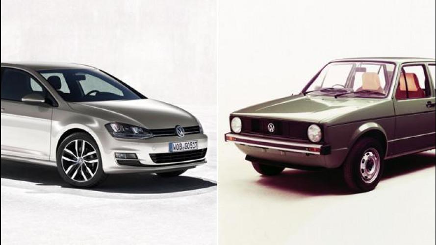 Volkswagen Golf, storia di una regina