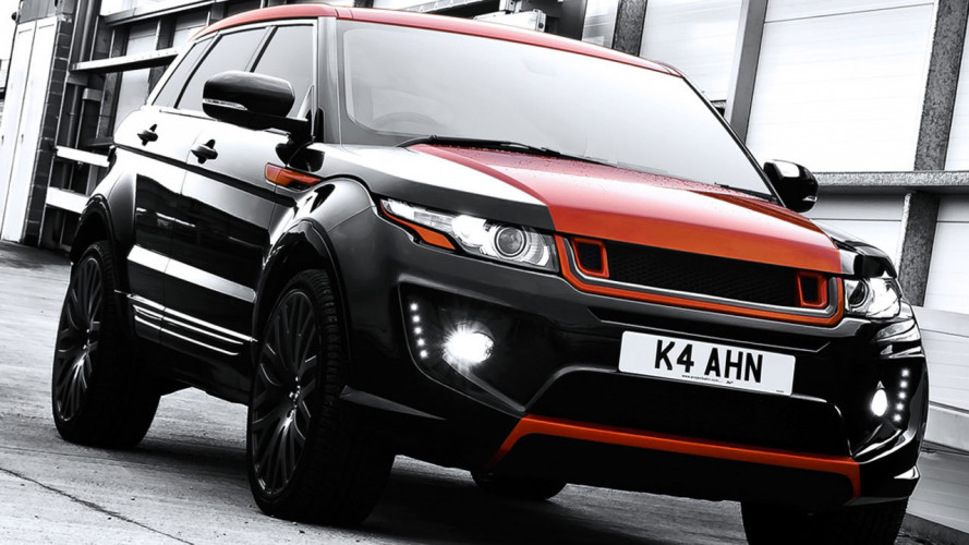 A. Kahn Design RS250 Vesuvius Edition Evoque