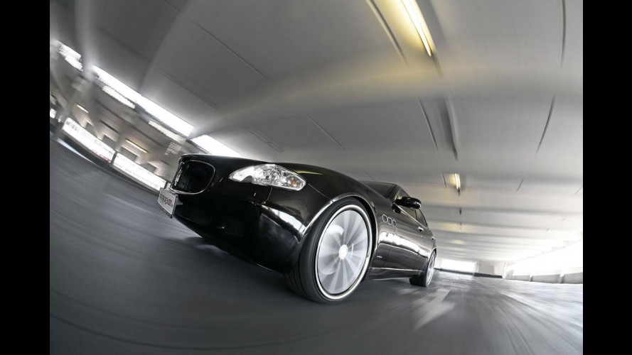 Maserati Quattroporte by MR Car Design