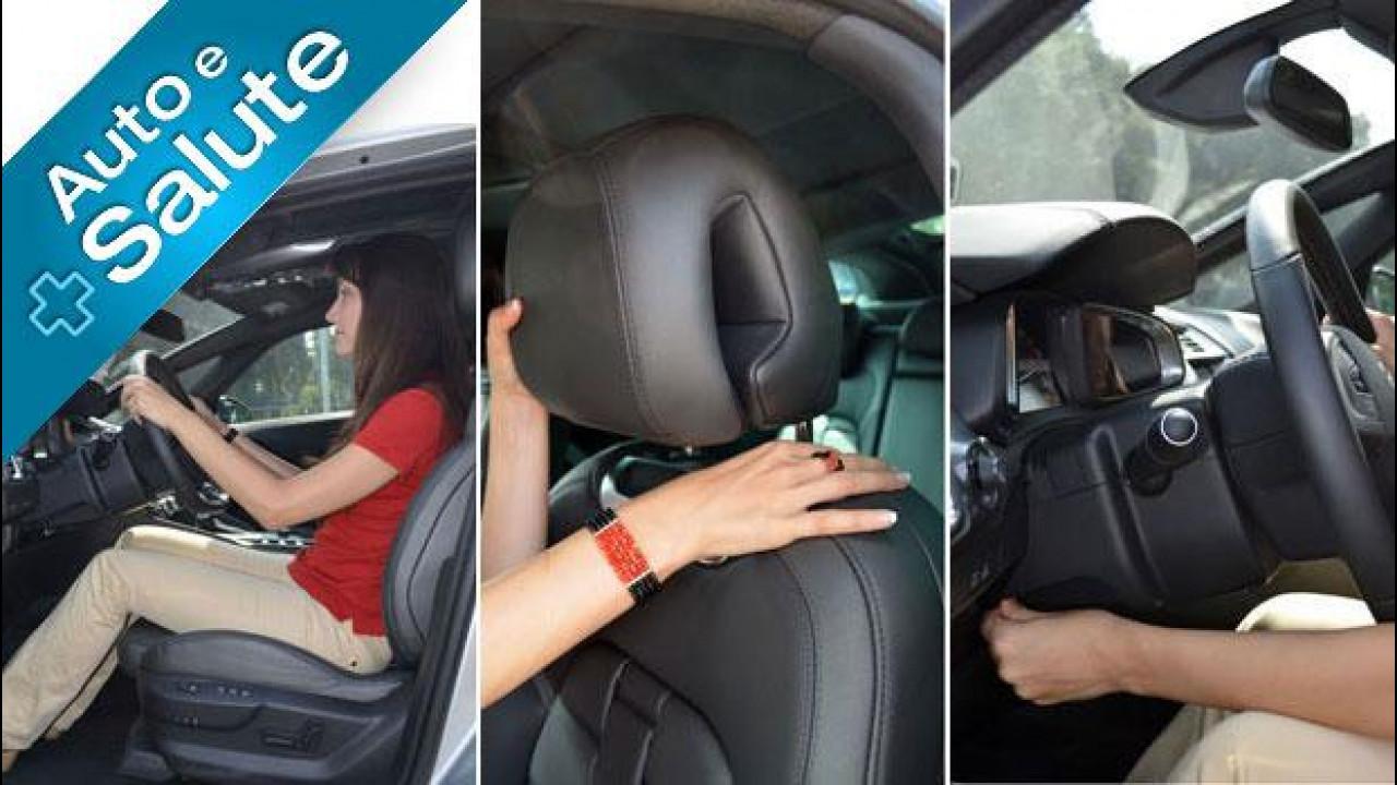 [Copertina] - La postura in auto, tra sicurezza e salute