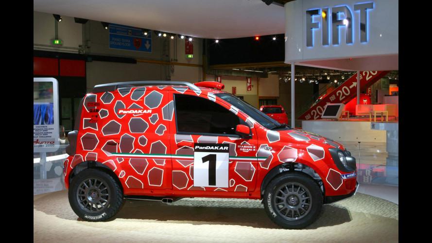 Fiat al My Special Car Show 2007