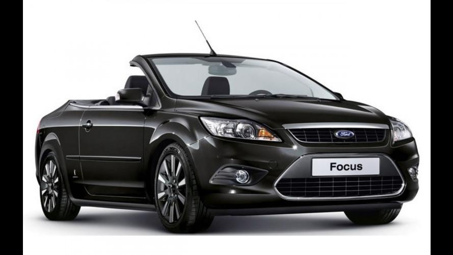 Ford Focus CC Black Magic