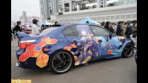 Itasha: l'auto secondo i manga giapponesi