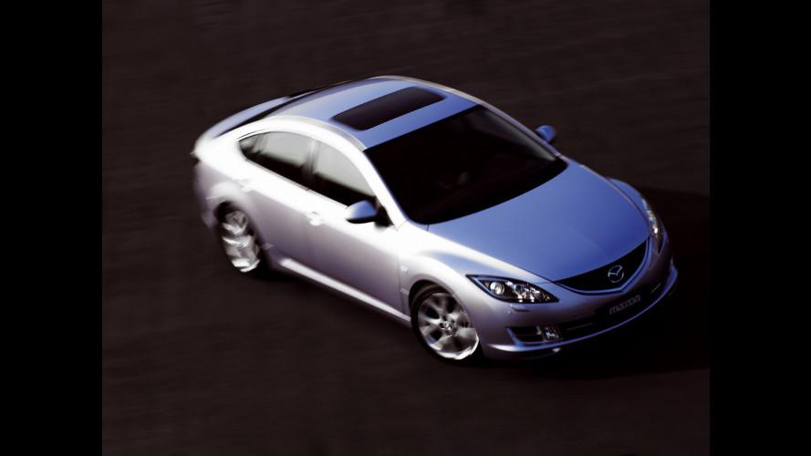 Si avvicina il lancio di Mazda6