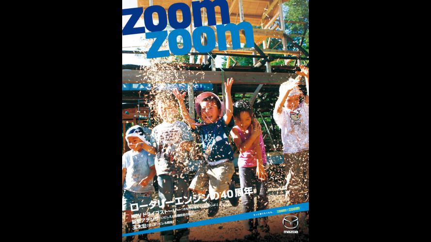 Mazda lancia il magazine Zoom-Zoom