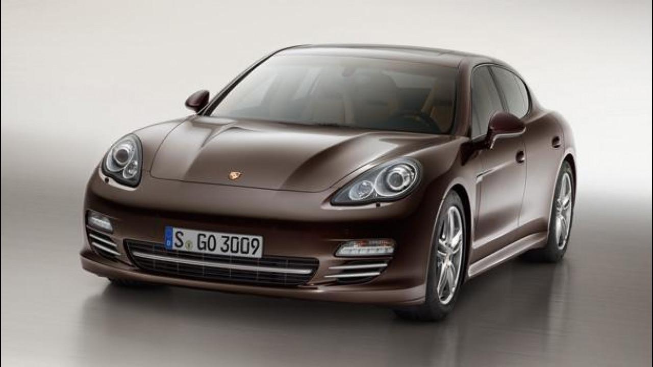 [Copertina] - Porsche Panamera Platinum Edition