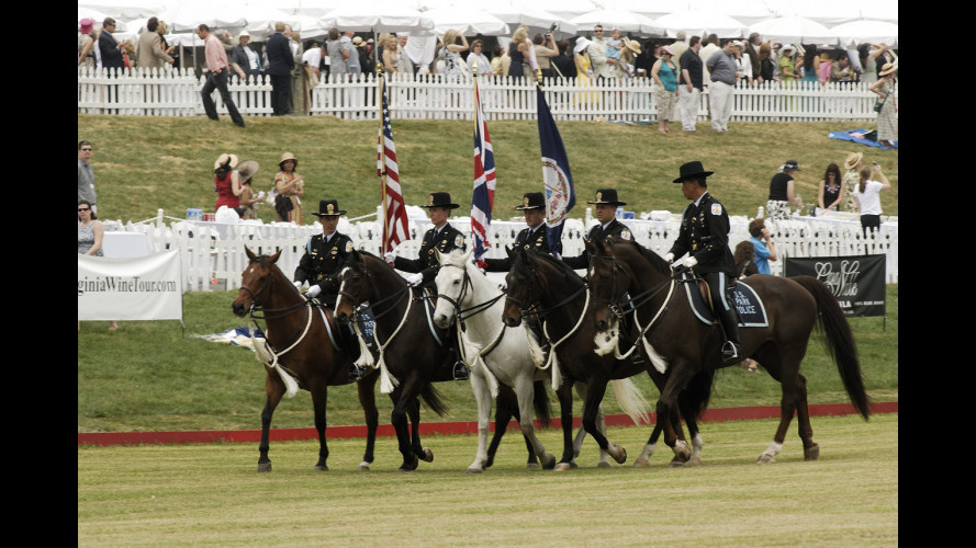 Land Rover America's Polo Cup
