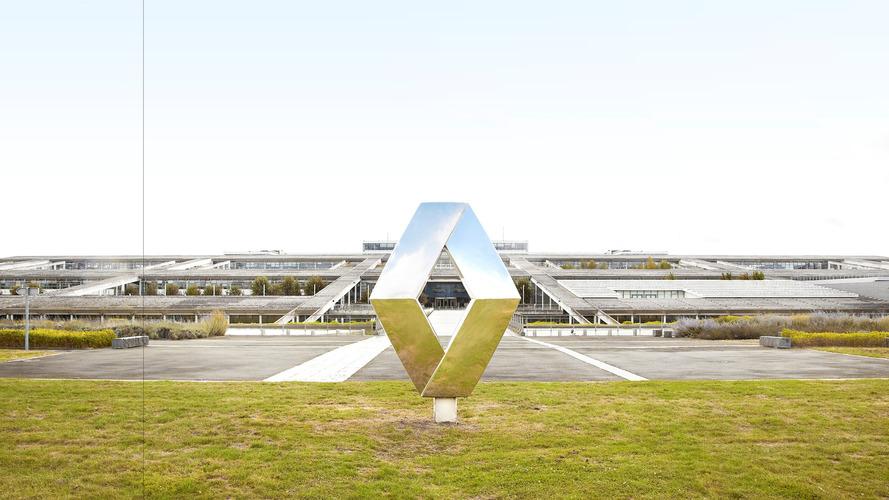 Technocentre Renault logo