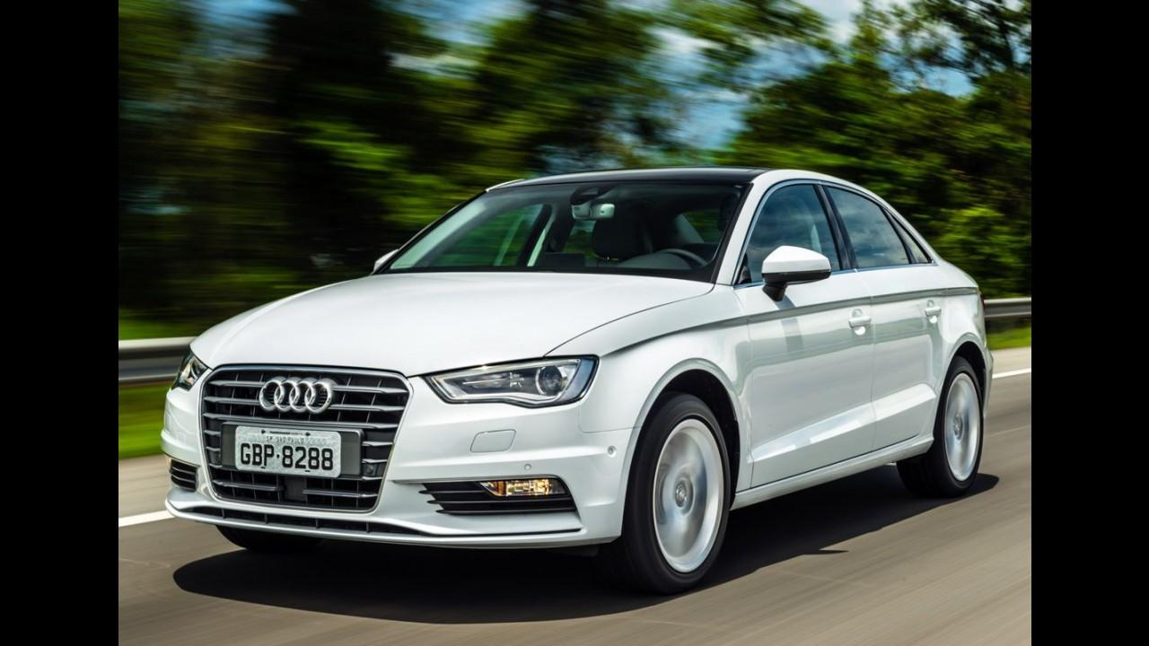 Audi lança A3 Sedan nacional com motor 2.0 TFSI de 220 cv por R$ 137.990