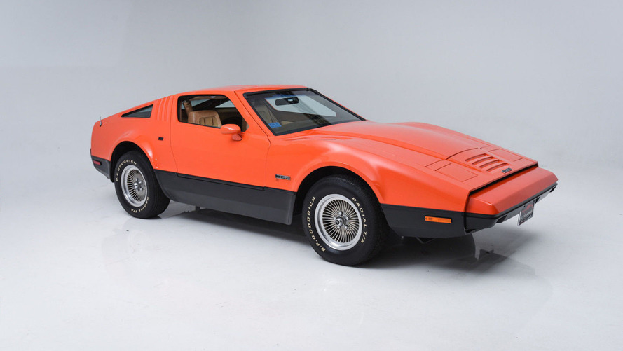 This is the cleanest Bricklin SV-1 you can buy
