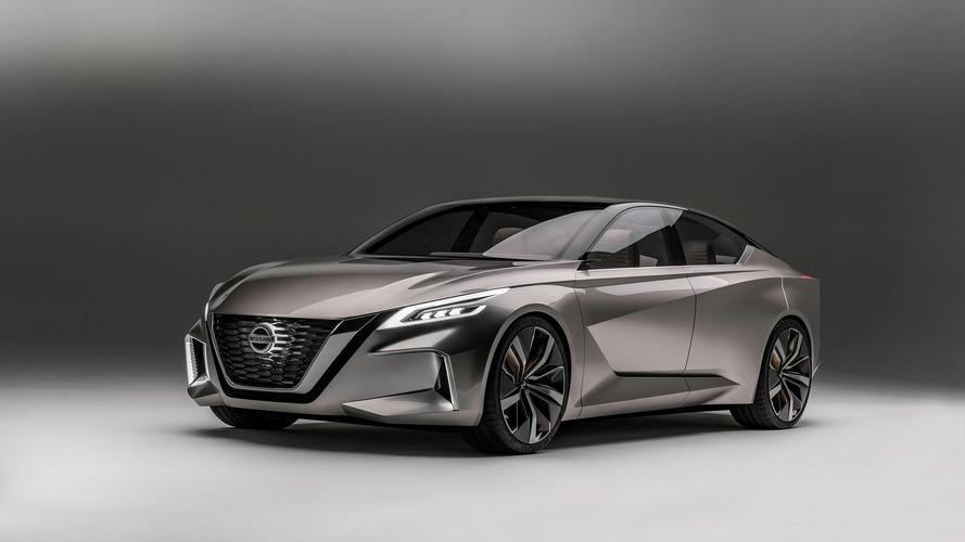 Nissan'ın yeni EV'si bir crossover konsepti olarak bu yıl tanıtılacak