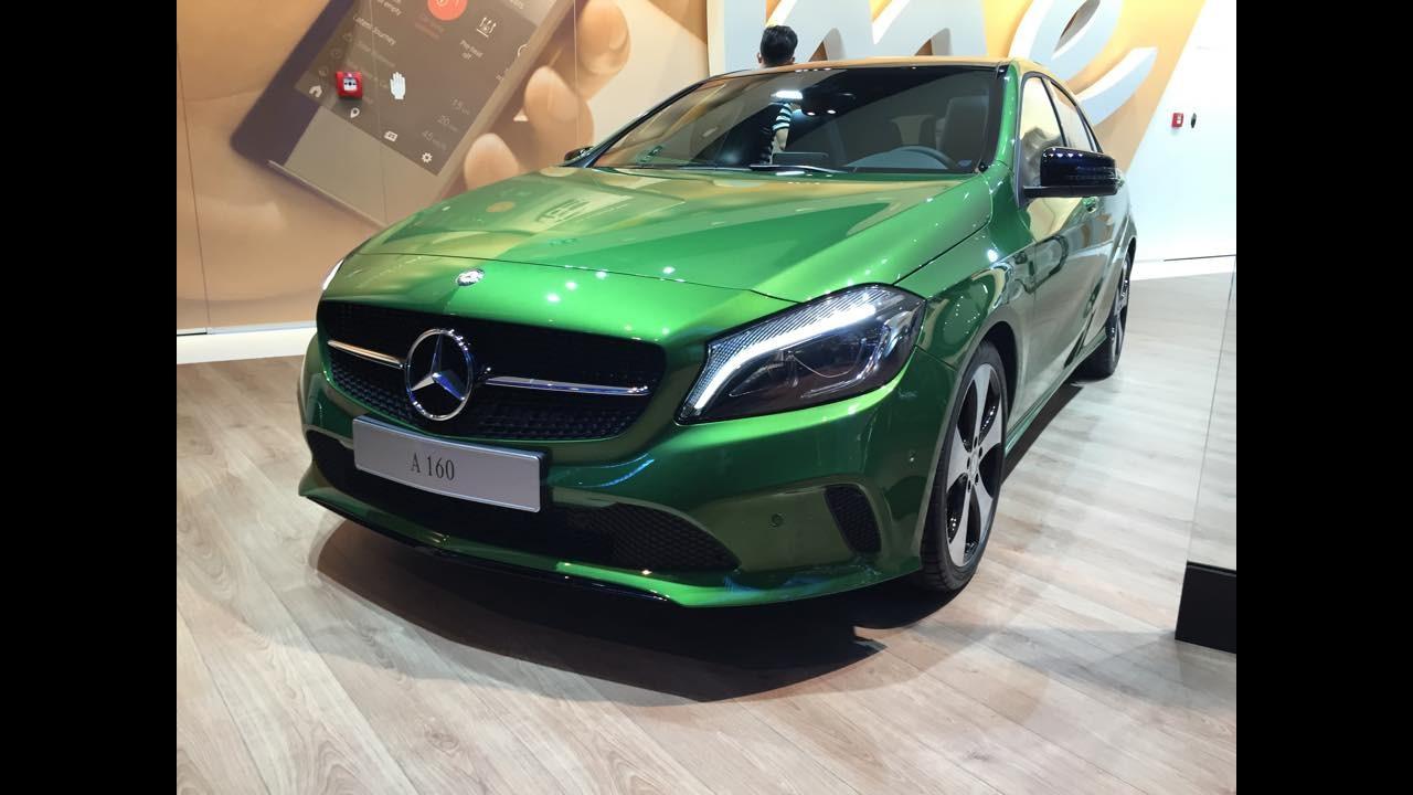 Ora pois! Mercedes foi a marca mais vendida em agosto em Portugal - veja ranking