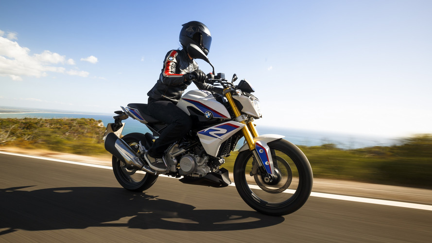 First Ride: 2017 BMW G 310 R