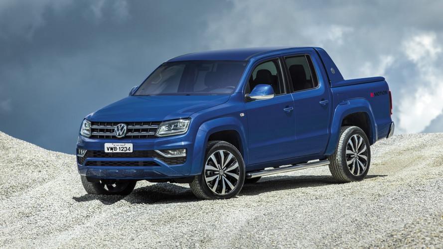 Volkswagen Amarok pode chegar aos EUA na próxima geração