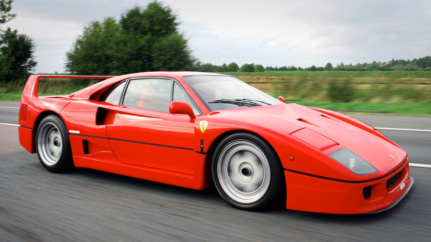 VIDÉO : Il voulait acheter une Ferrari F40 volée depuis 20 ans !
