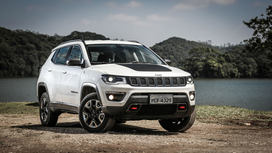 Jeep Compass Trailhawk 2016